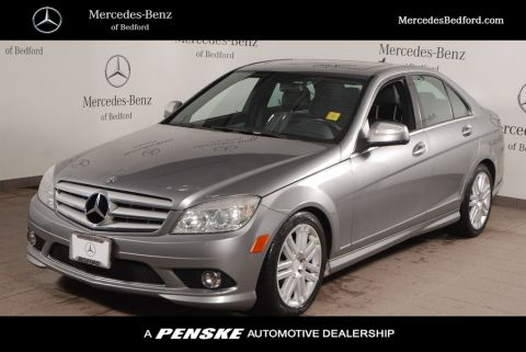 Pre-Owned 2009 Mercedes-Benz C-Class C 300