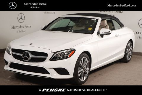 new 2019 mercedes benz c class c 300 sedan in bedford m1179 rh mbofbedford com