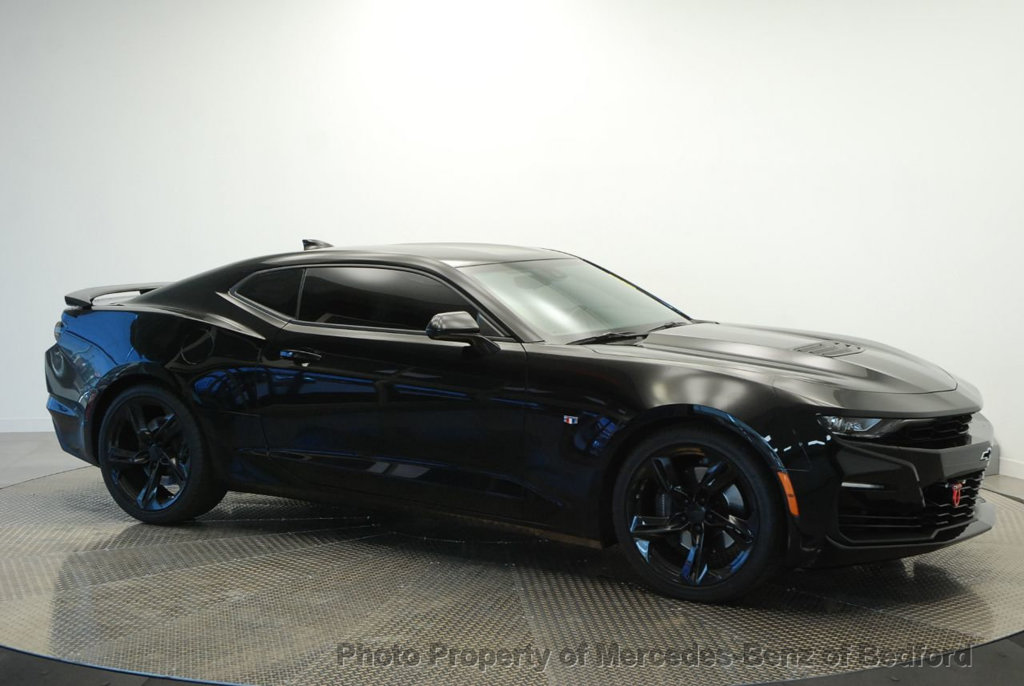 Pre-Owned 2019 Chevrolet Camaro 2dr Coupe SS w/2SS