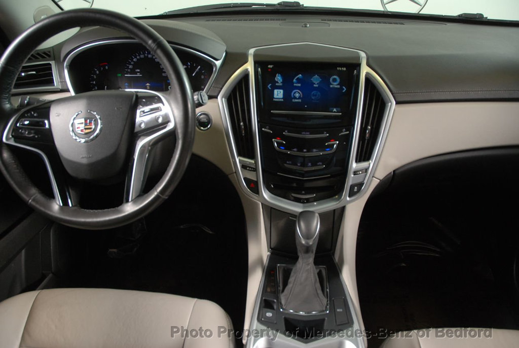 Pre-Owned 2013 Cadillac SRX FWD 4dr