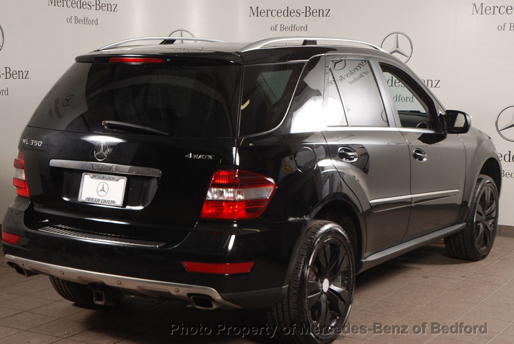 Pre-Owned 2009 Mercedes-Benz M-Class ML 350