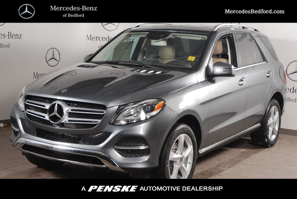 Certified Pre Owned 2018 Mercedes Benz Gle 350