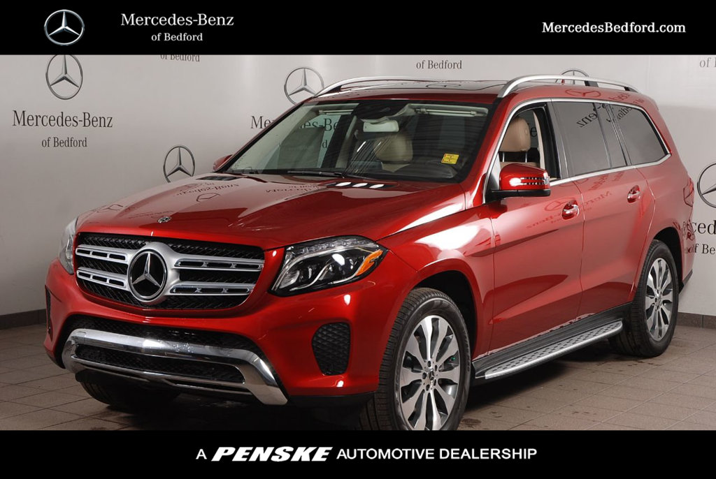 New 2018 mercedes benz gls gls 450 suv in bedford m0684 for Mercedes benz cpo special offers