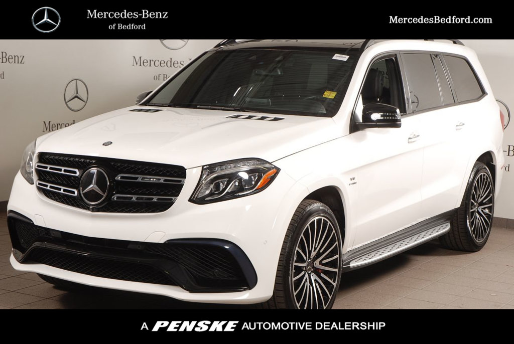 Certified Pre-Owned 2017 Mercedes-Benz GLS AMG® GLS 63 4MATIC® SUV