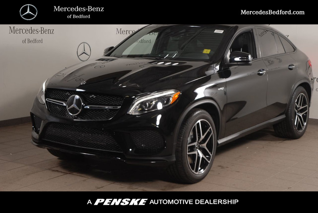 New 2019 Mercedes Benz Gle Amg Gle 43 Coupe Coupe In Bedford M1290