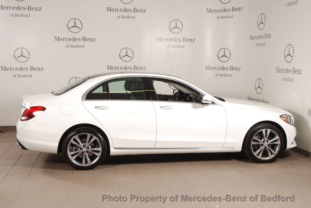 Certified Pre-Owned 2017 Mercedes-Benz C-Class C 300 4MATIC® Sedan