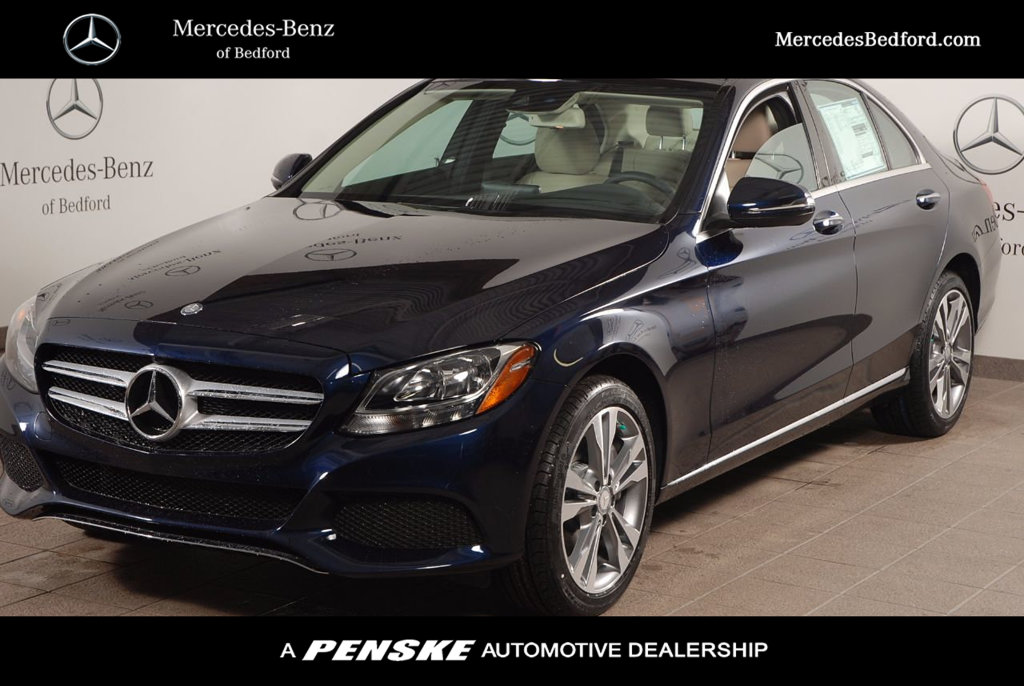 Pre owned 2017 mercedes benz c class c 300 sedan in for Mercedes benz c class pre owned