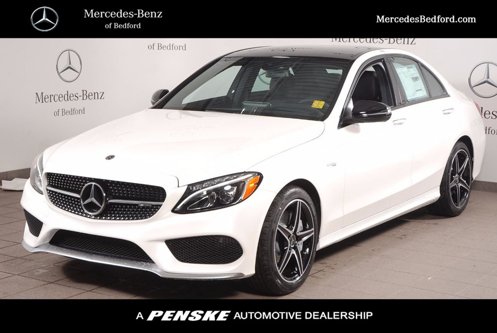 Awesome New 2018 Mercedes Benz C Class AMG® C 43 Sedan