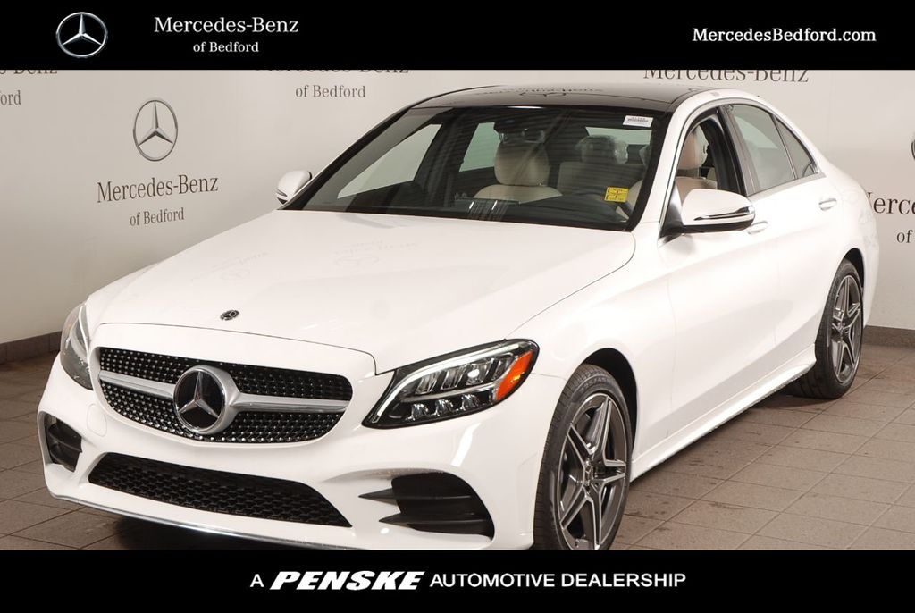 Pre-Owned 2020 Mercedes-Benz C-Class C 300 4MATIC® Sedan