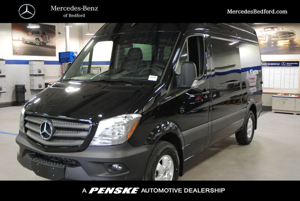 New 2018 Mercedes Benz Sprinter 2500 Penger Van In Bedford Je159988 Of