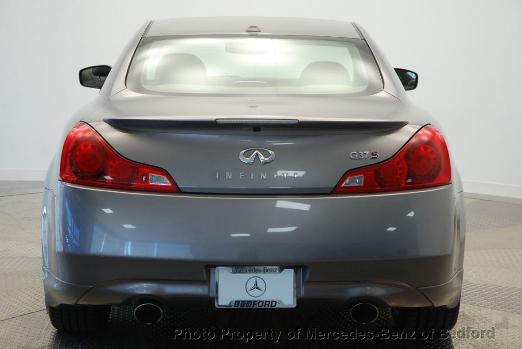 Pre-Owned 2008 INFINITI G37 Coupe 2dr Sport