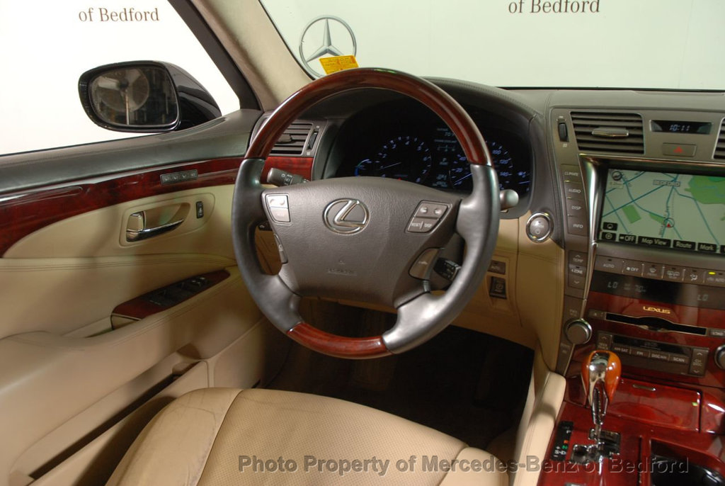 Pre-Owned 2009 Lexus LS 600h L 4dr Sedan Hybrid