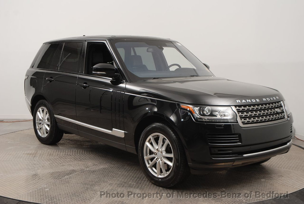 Pre-Owned 2016 Land Rover Range Rover 3.0L V6 Supercharged