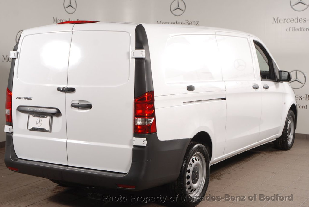 New 2019 Mercedes-Benz Metris Metris Cargo Van Standard Roof 135in Wheelbase