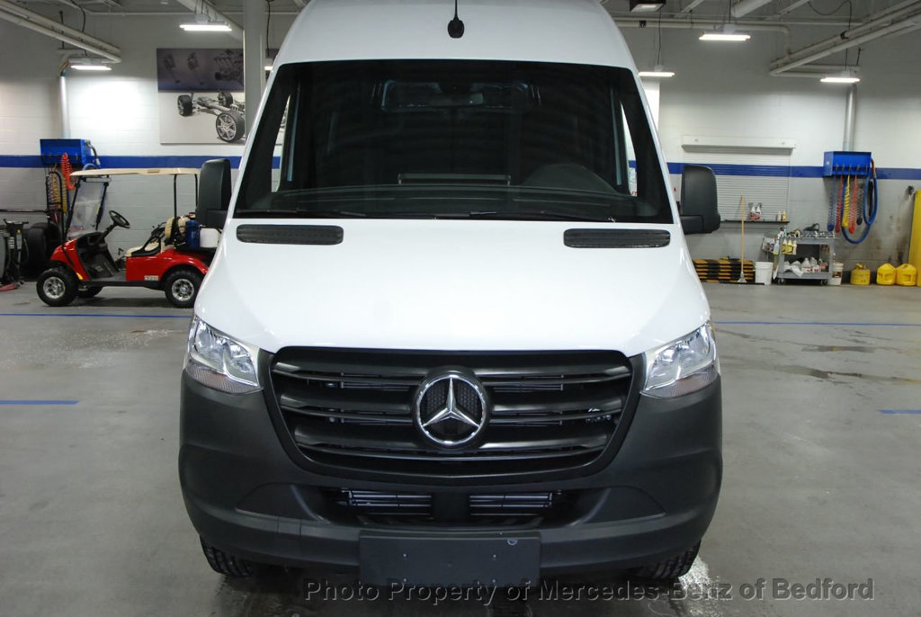 New 2019 Mercedes-Benz Sprinter Cargo Van 2500 Standard Roof V6 144