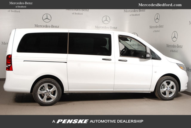 pre owned 2016 mercedes benz metris passenger mini van passenger van in bedford g3081245. Black Bedroom Furniture Sets. Home Design Ideas