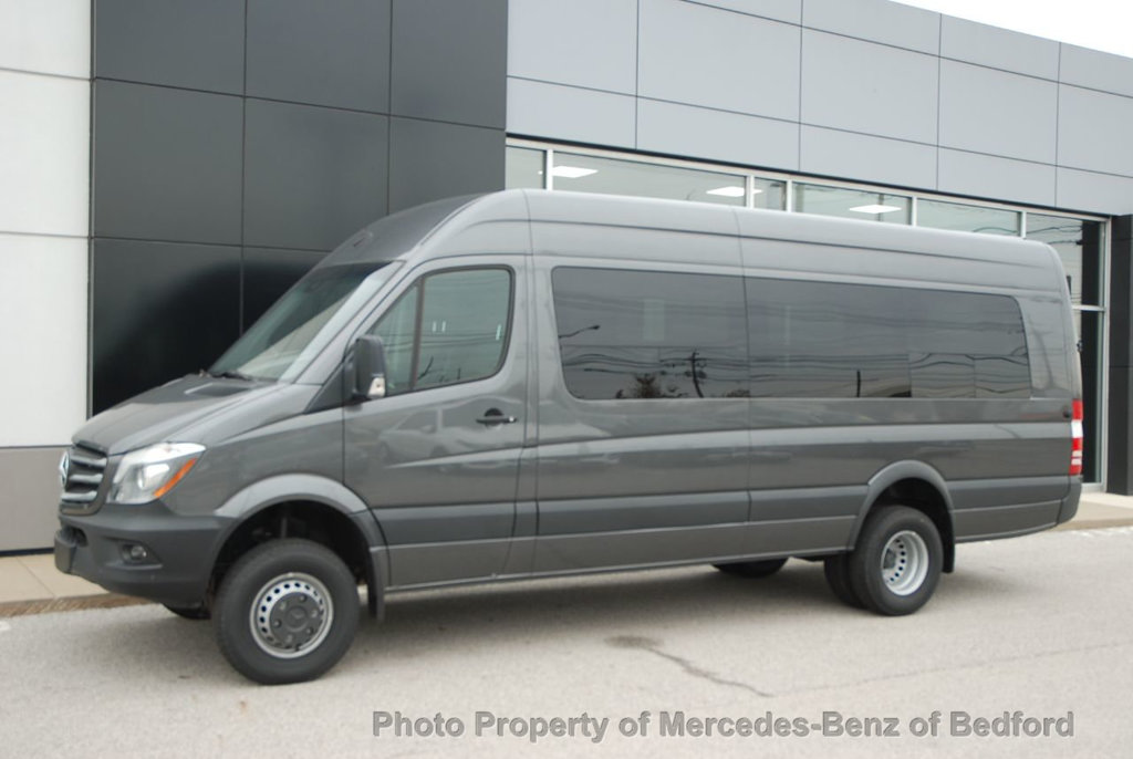 Pre-Owned 2017 Mercedes-Benz Sprinter Extended Cargo Van