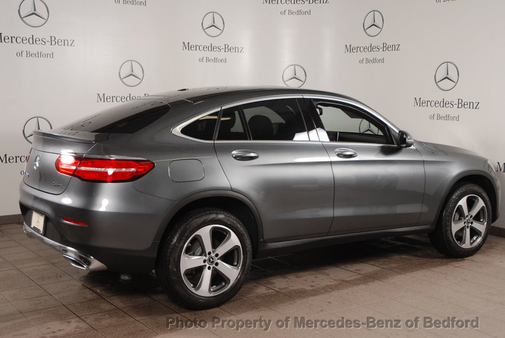 pre owned 2019 mercedes benz glc glc 300 coupe in bedford. Black Bedroom Furniture Sets. Home Design Ideas