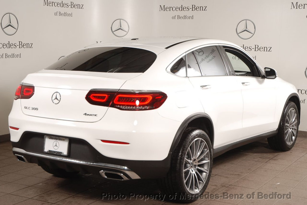 Pre-Owned 2020 Mercedes-Benz GLC GLC 300 COUPE in Bedford ...