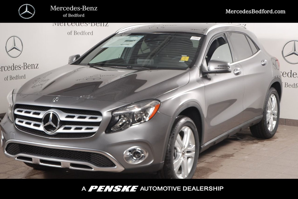 New 2018 mercedes benz gla gla 250 suv in bedford m0516 for Mercedes benz customer service email address