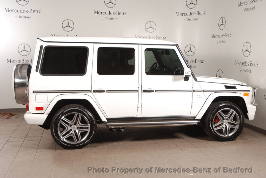 Pre-Owned 2014 Mercedes-Benz G-Class AMG® G 63 SUV