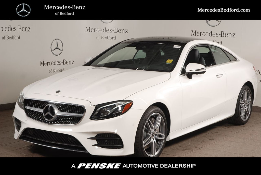 new 2019 mercedes benz e class e 450 sport coupe in bedford m0834