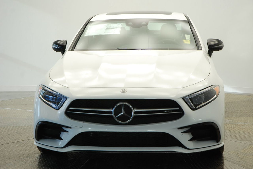 New 2020 Mercedes-Benz CLS AMG® CLS 53 4MATIC+ Coupe