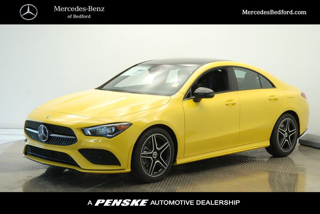New 2020 Mercedes Benz Cla 250