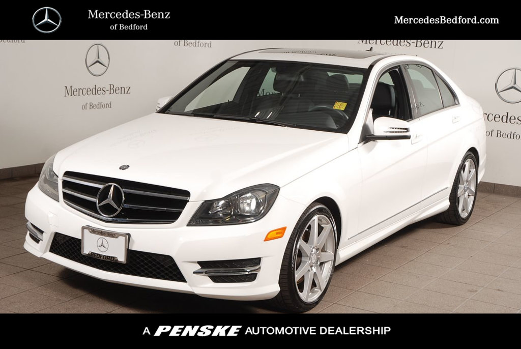 Exceptional Certified Pre Owned 2014 Mercedes Benz C Class C 300 Sport