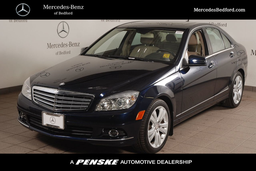 Pre-Owned 2011 Mercedes-Benz C-Class C 300