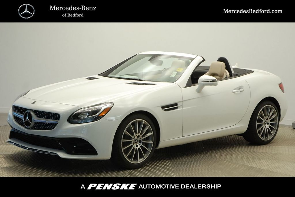New 2019 Mercedes-Benz SLC SLC 300 Roadster