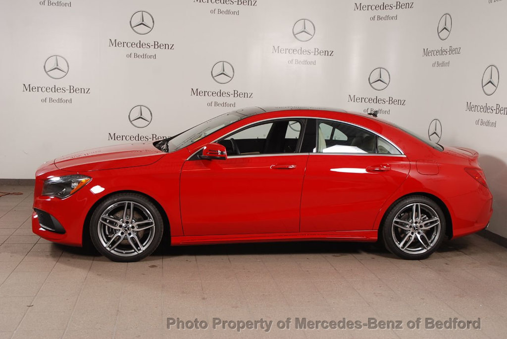 New 2019 Mercedes Benz Cla Cla 250 Coupe In Bedford M1242