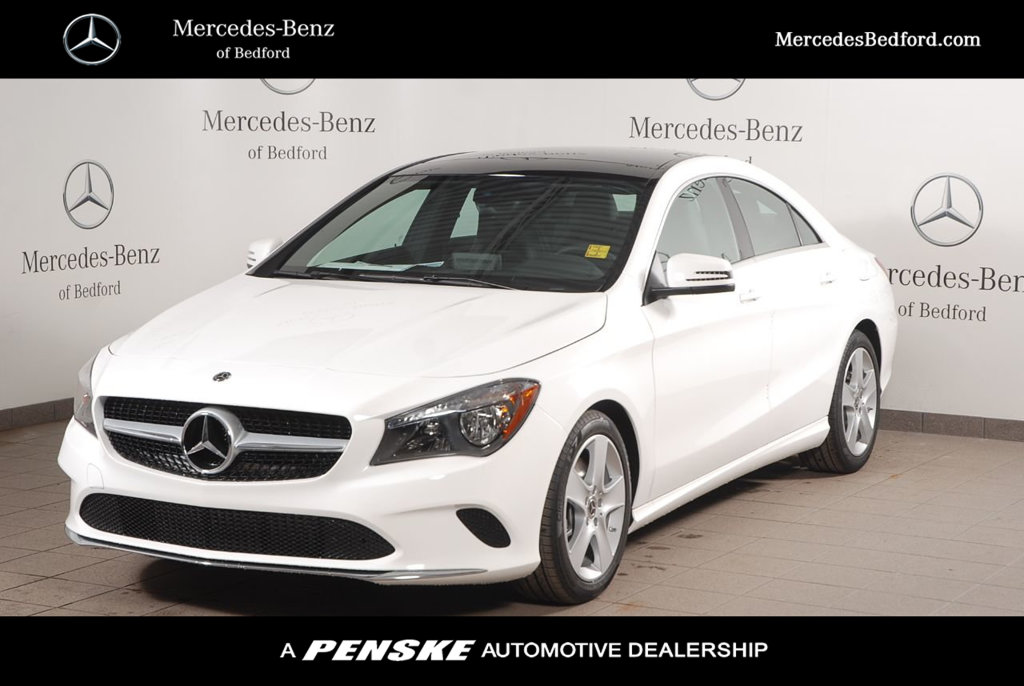 Certified Pre Owned 2018 Mercedes Benz CLA CLA 250