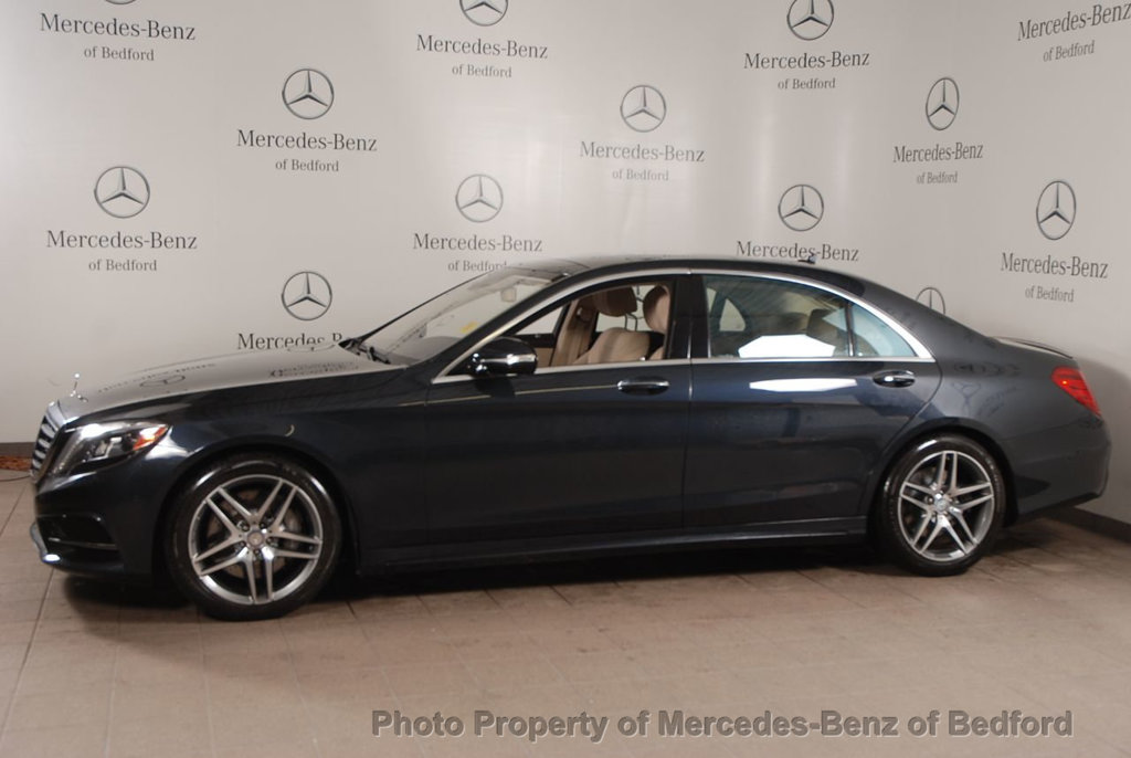 Pre-Owned 2015 Mercedes-Benz S-Class 4dr Sedan S 550 4MATIC®