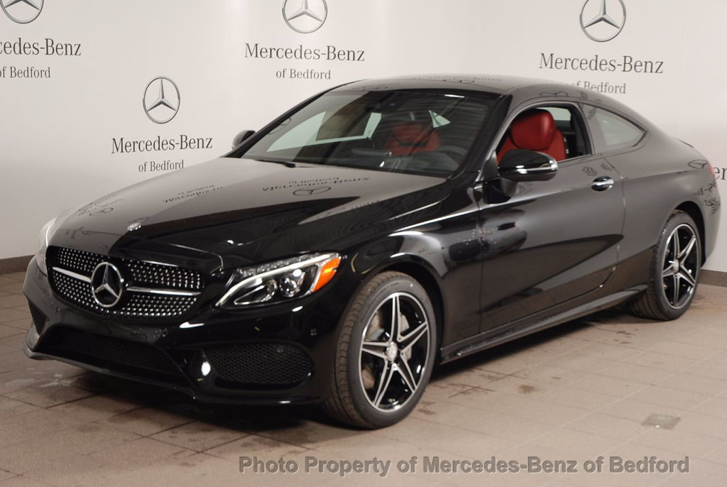 new 2017 mercedes benz c class c 300 sport coupe in. Black Bedroom Furniture Sets. Home Design Ideas