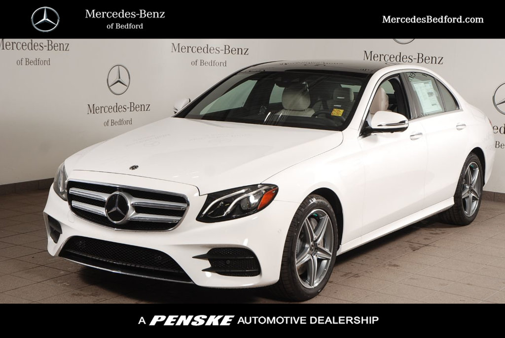 pre-owned 2019 mercedes-benz e-class e 300 sedan in bedford #sl5419