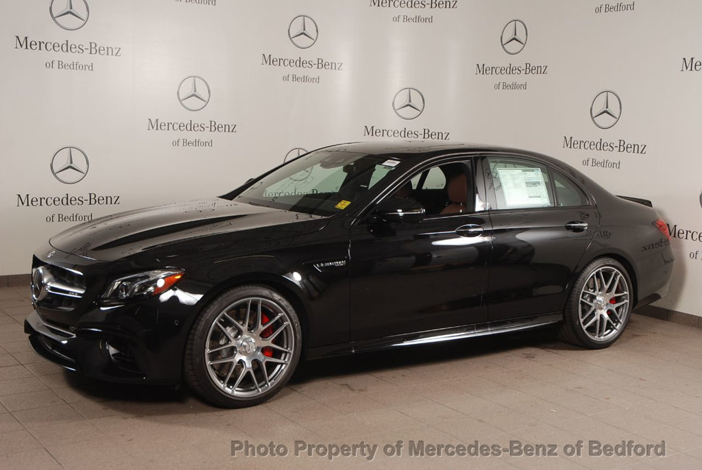 New 2019 Mercedes-Benz E-Class AMG® E 63 S 4MATIC® Sedan