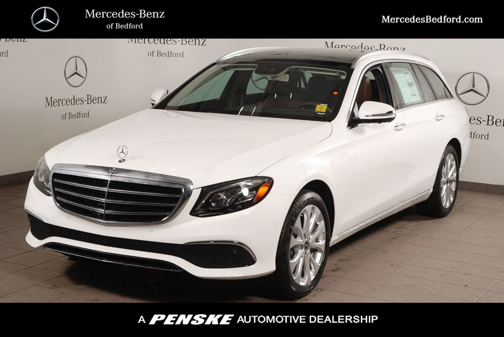 Pre-Owned 2019 Mercedes-Benz E-Class E 450 4MATIC® Wagon
