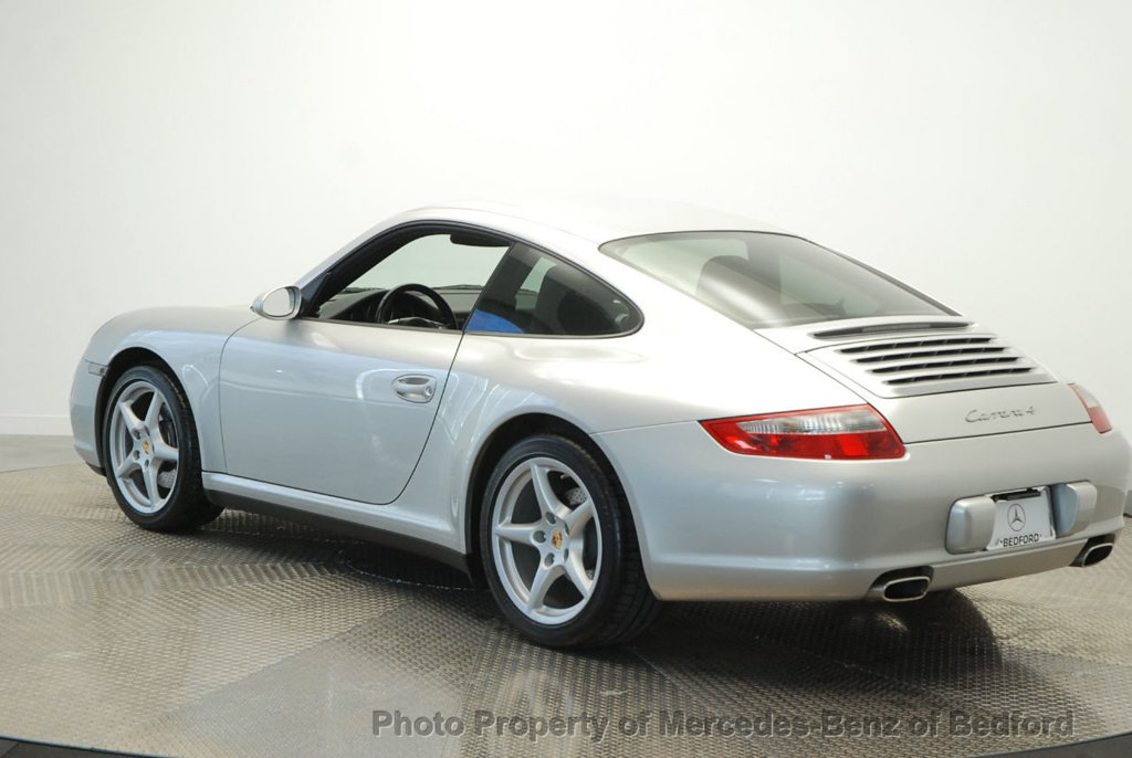 Pre-Owned 2007 Porsche 911 2dr Coupe Carrera