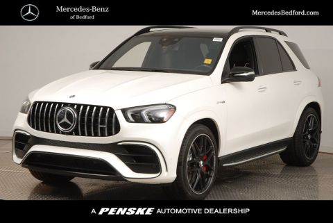 New 2021 Mercedes-Benz GLE AMG® GLE 63 S SUV