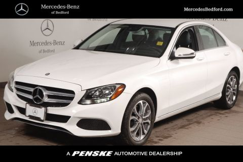 Pre-Owned 2016 Mercedes-Benz C-Class 4dr Sedan C 300 4MATIC®