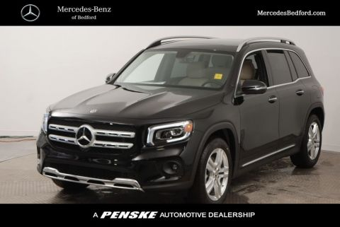 Pre-Owned 2020 Mercedes-Benz GLB SUV GLB 250