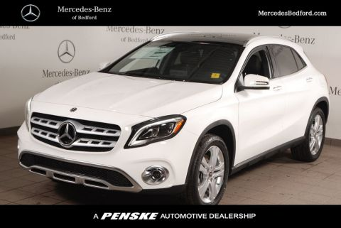 Pre-Owned 2019 Mercedes-Benz GLA GLA 250 4MATIC® SUV