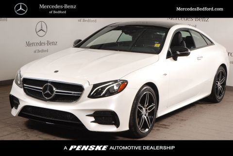 New 2019 Mercedes-Benz E-Class AMG® E 53 4MATIC® Coupe