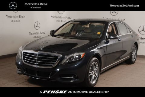 Pre-Owned 2016 Mercedes-Benz S-Class 4dr Sedan S 550 4MATIC®