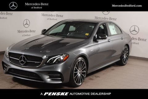 New 2019 Mercedes-Benz E-Class AMG® E 53 4MATIC® Sedan